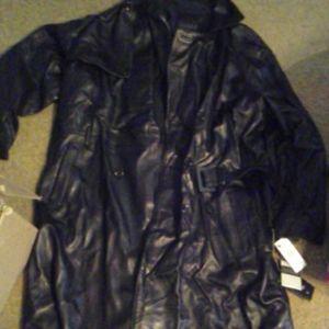 a brand new Siena studio size XXL leather jacket